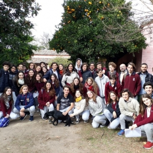 Salida Educativa a Colonia Caroya